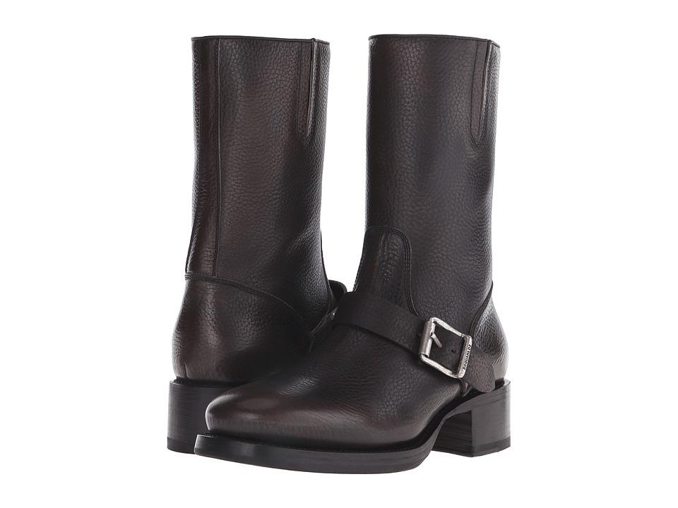 DSQUARED2 Dan Moto Boot (Grey) Men