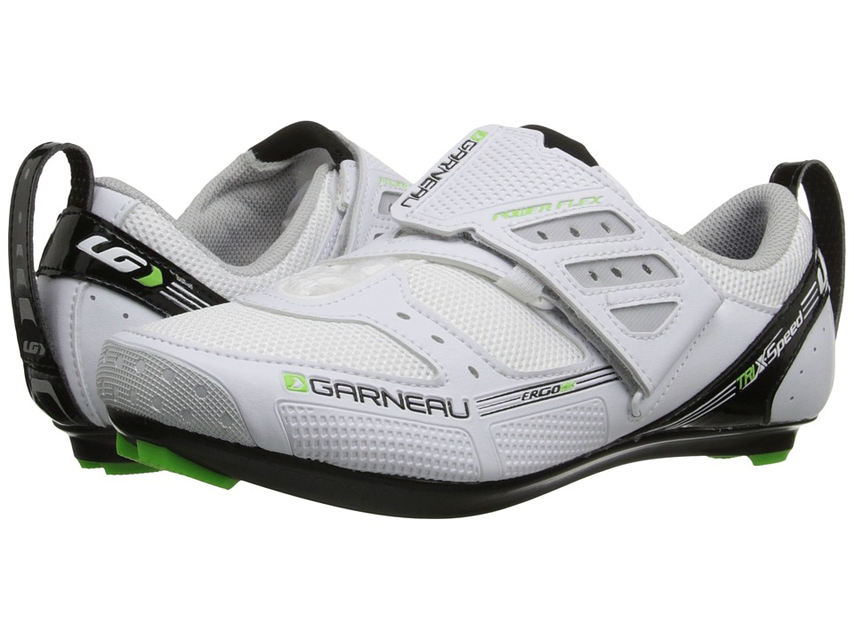 Louis Garneau - Tri X-Speed II (White) Women's Cycling Shoes