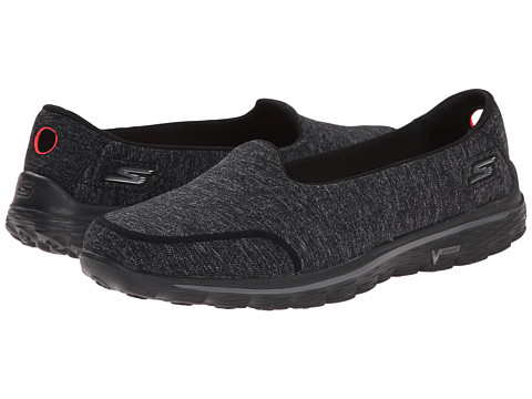 SKECHERS Performance - Go Walk 2 - Bind (Black) Women's Shoes