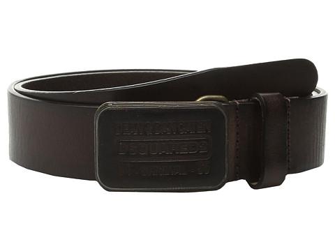 DSQUARED2 - Distressed Belt (T. Moro) Men