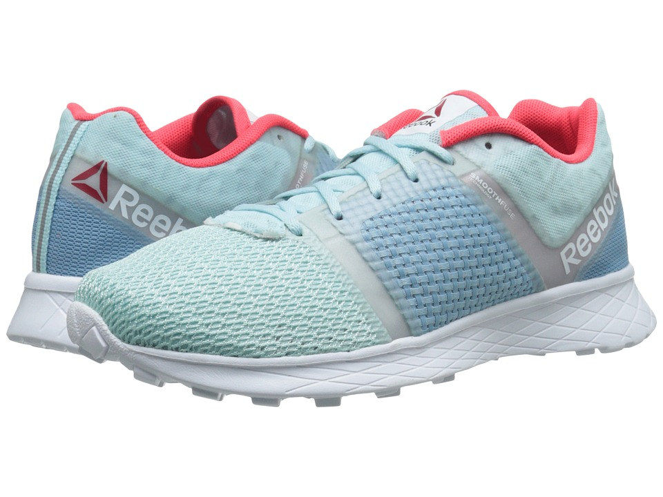 Reebok - Sublite Speedpak MT (Cool Breeze/Steel Blue/Steel/Neon Cherry/White) Women's Running Shoes