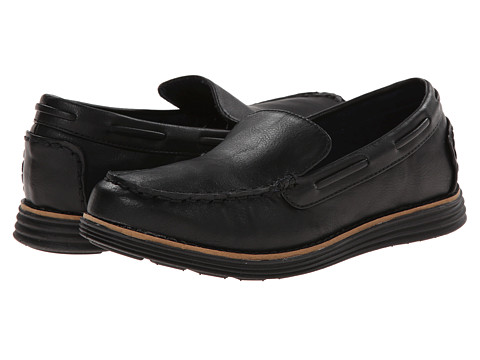 Elie Tahari Kids - Joseph Slip-On (Little Kid/Big Kid) (Black) Boys Shoes