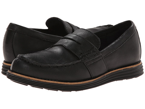 Elie Tahari Kids - Joseph Penny (Toddler/Little Kid/Big Kid) (Black) Boys Shoes