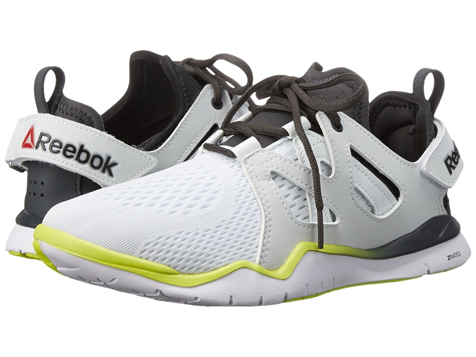 Reebok - ZCut TR 2.0 (Polar Blue/Gravel/Semi Solar Yellow/White) Women's Cross Training Shoes