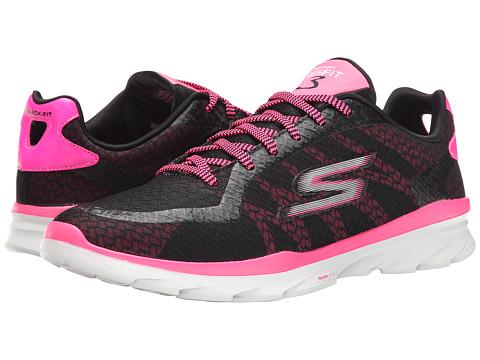 SKECHERS Performance - Go Fit 3 (Black/Pink) Women