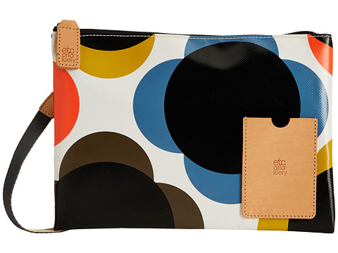 Orla Kiely - Giant Flower Spot Tarplauin Travel Pouch (Multi) Travel Pouch