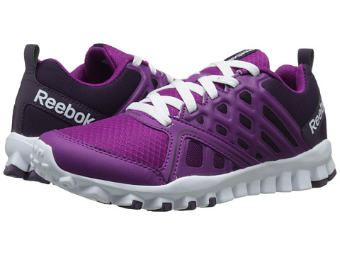 Reebok - Realflex Train 3.0 (Fierce Fuchsia/Royal Orchid/White) Women's Cross Training Shoes