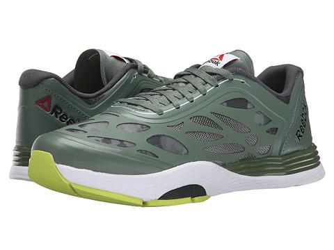 Reebok - Cardio Ultra (Silvery Green/Dark Sage/Semi Solar Yellow/Steel/White) Women's Shoes