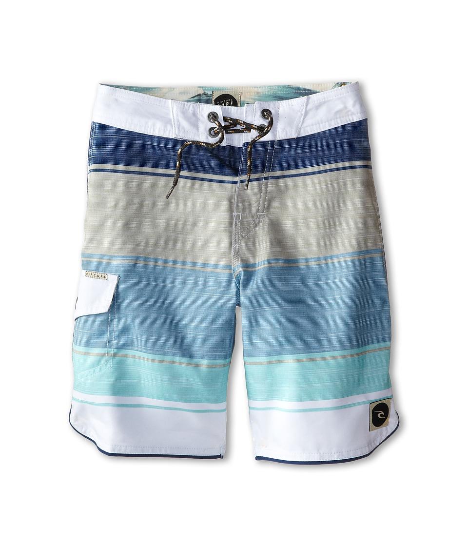 Rip Curl Kids - All Time Boardshorts (Big Kids) (Khaki) Boy's Swimwear