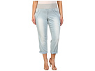 DKNY Jeans Plus Size Sculpted Leggings Rolled Crop