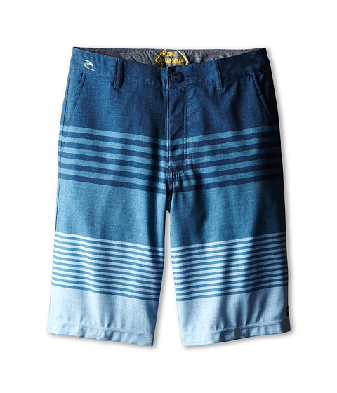 Rip Curl Kids - Mirage Combustion Boardwalk Shorts (Big Kids) (Navy) Boy