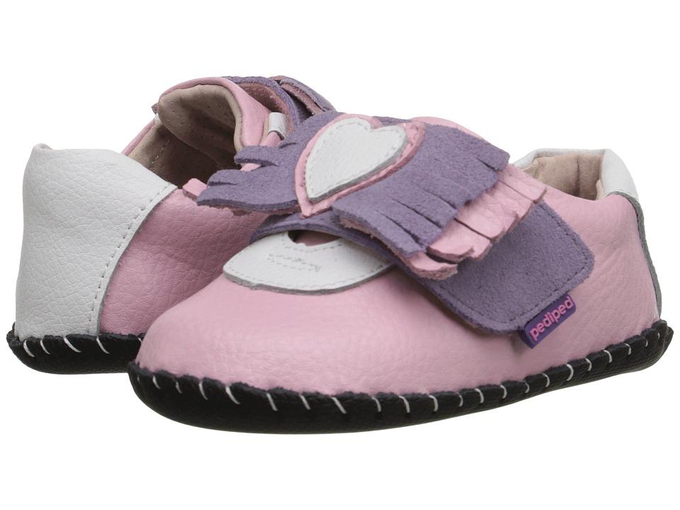 pediped - Kathy Original (Infant) (Light Pink) Girl's Shoes