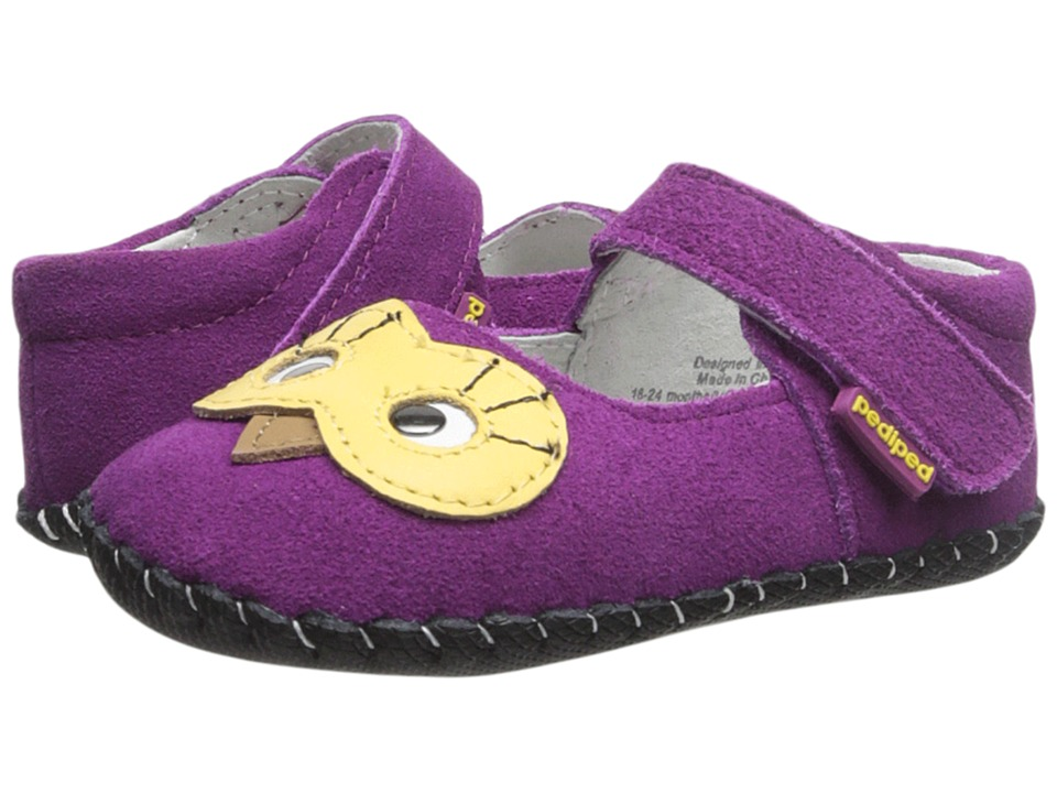 pediped - Jazzie Original (Infant) (Magenta) Girl's Shoes