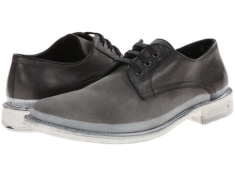 John Varvatos - College Derby (Coal) Men's Shoes