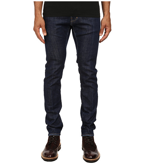 DSQUARED2 - White Peaks Wash Cool Guy Jeans (Blue) Men