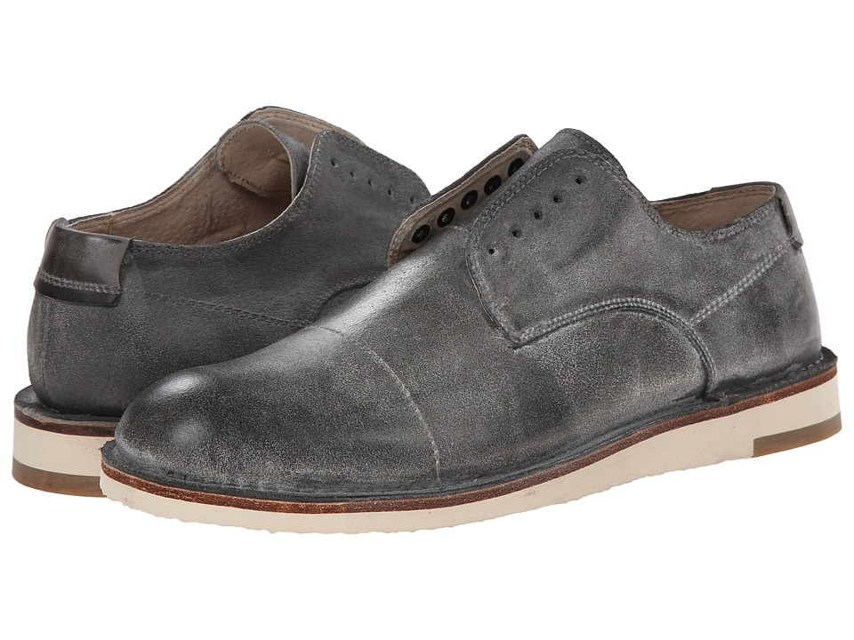 John Varvatos Mayfield Laceless Derby (Lead) Men