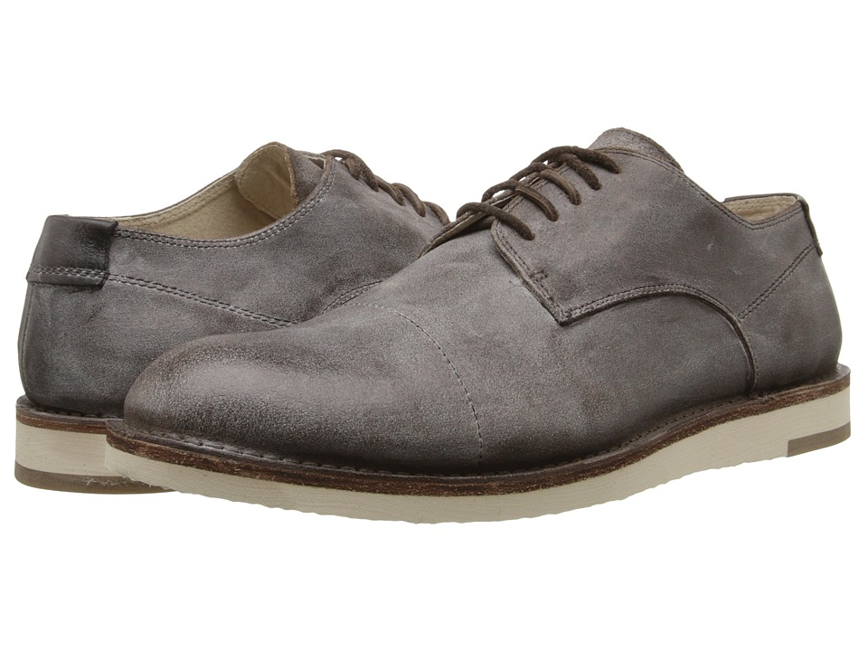 John Varvatos Mayfield Laceless Derby (Brown) Men