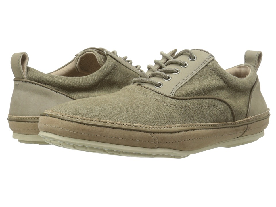 John Varvatos - Redding Oxford (Sandstone) Men's Lace up casual Shoes