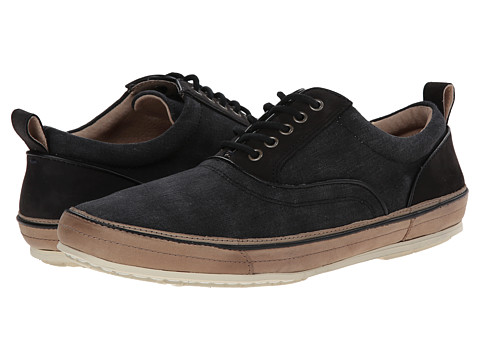 John Varvatos - Redding Oxford (Midnight 2) Men's Lace up casual Shoes