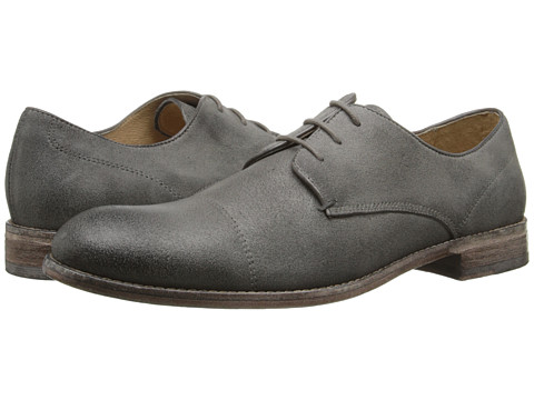 John Varvatos - Sid Casual Derby (Smoke) Men's Shoes