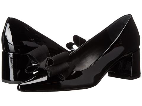 Michael Kors - Marlow Runway (Black Patent/Grosgrain) High Heels