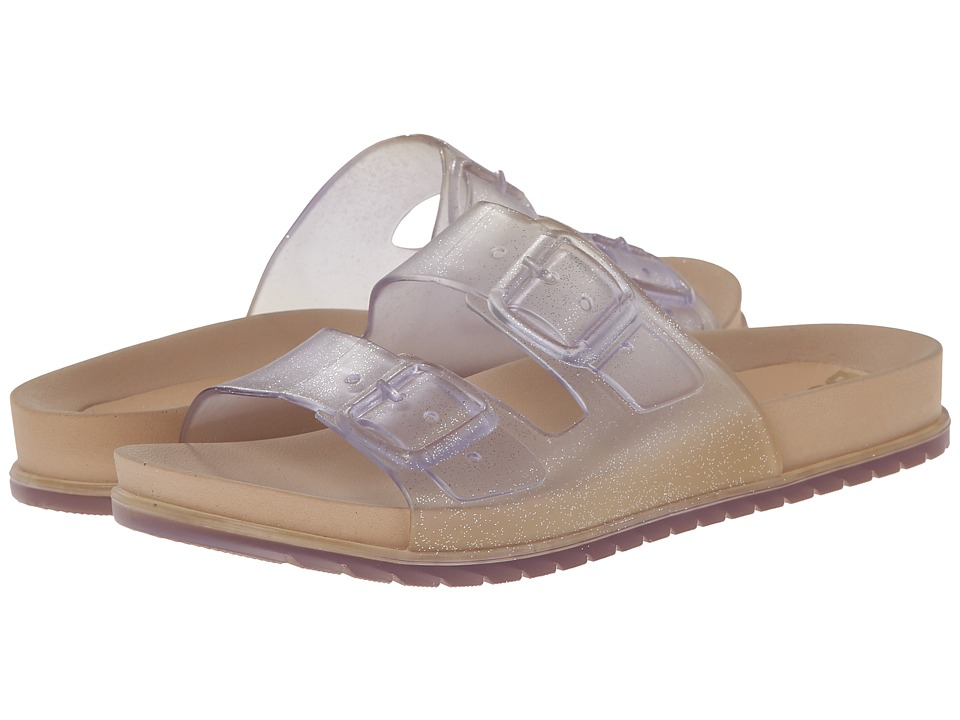 BC Footwear - Dim The Lights (Clear Glitter) Women's Sandals