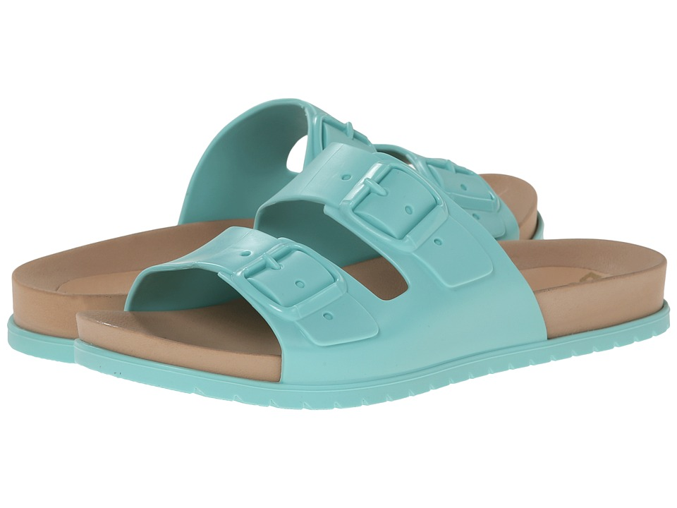 BC Footwear - Dim The Lights (Mint Green) Women's Sandals
