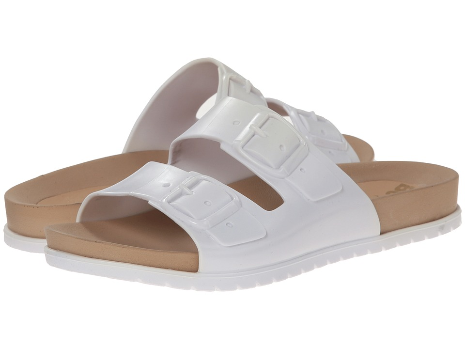 BC Footwear - Dim The Lights (White) Women's Sandals