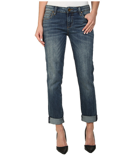 KUT from the Kloth - Catherine Boyfriend Jeans in Priceless Wash (Priceless Wash) Women's Jeans