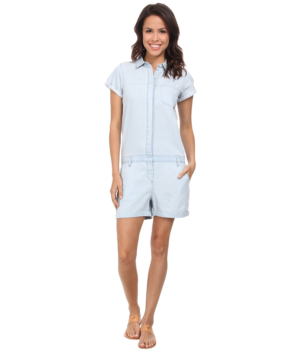 Calvin Klein Jeans - Weekend Jumpsuit (Beach Blue) Women