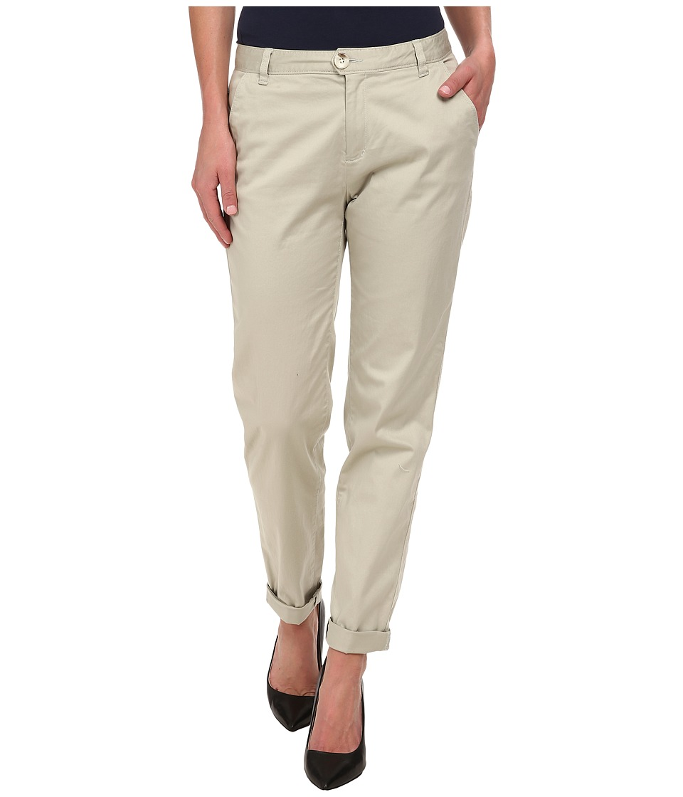 Dockers Misses - Ella (Porcelain Khaki) Women's Clothing
