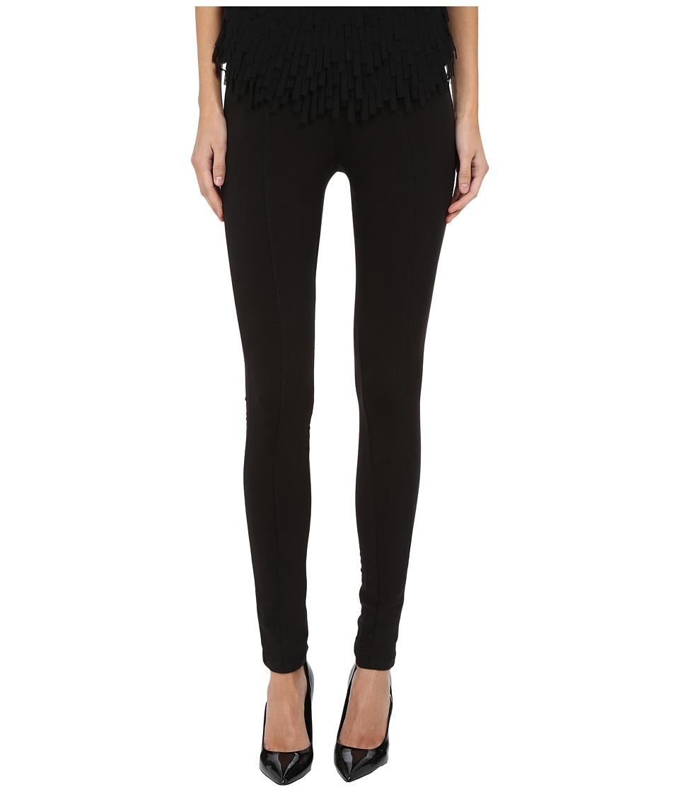 Armani Jeans - Pointy Pants (Black) Women's Casual Pants