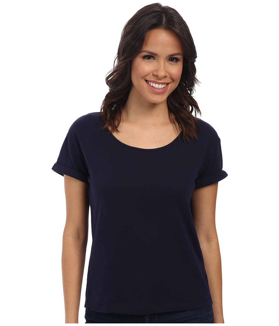 Dockers Misses - Sadie Tee (Sea Captain Blue) Women