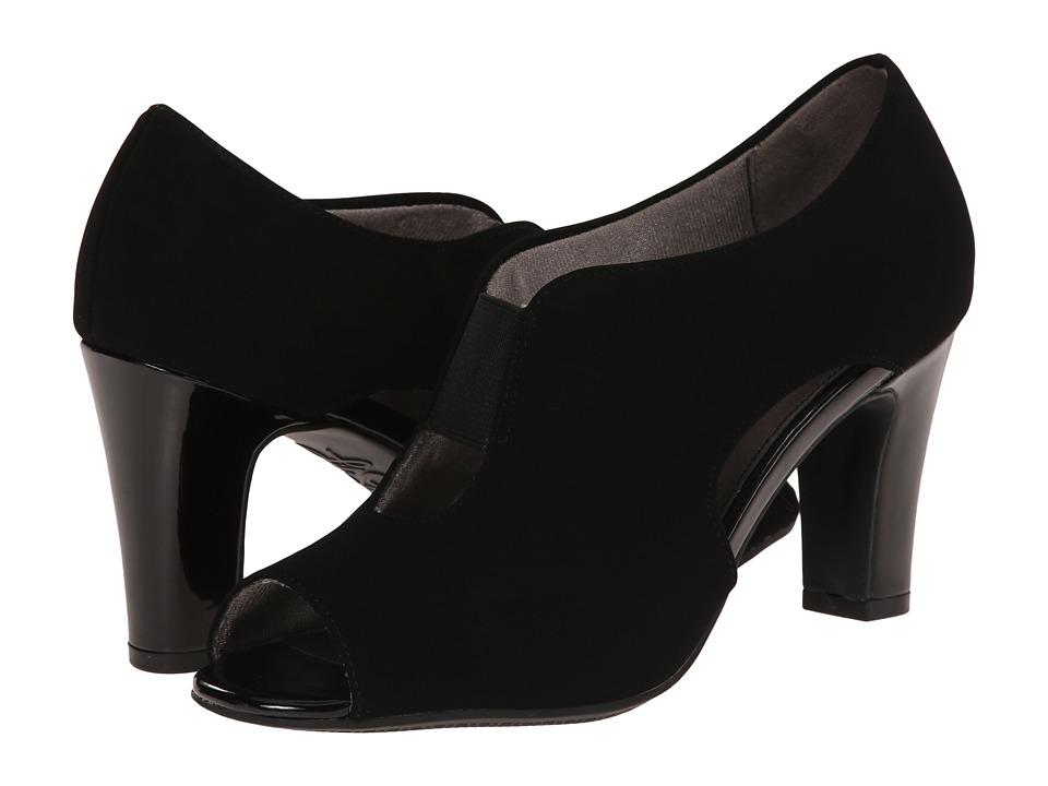 LifeStride - Carla (Black) Women's Shoes