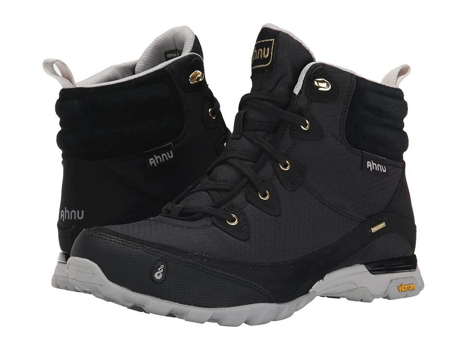 Ahnu - Sugarpine Boot (New Black) Women's Hiking Boots