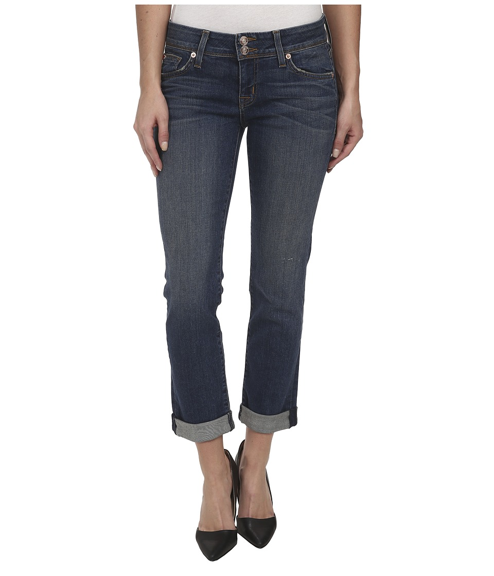 Hudson - Ginny Straight Ankle Jeans w/ Cuff in Hollywoodland (Hollywoodland) Women's Jeans
