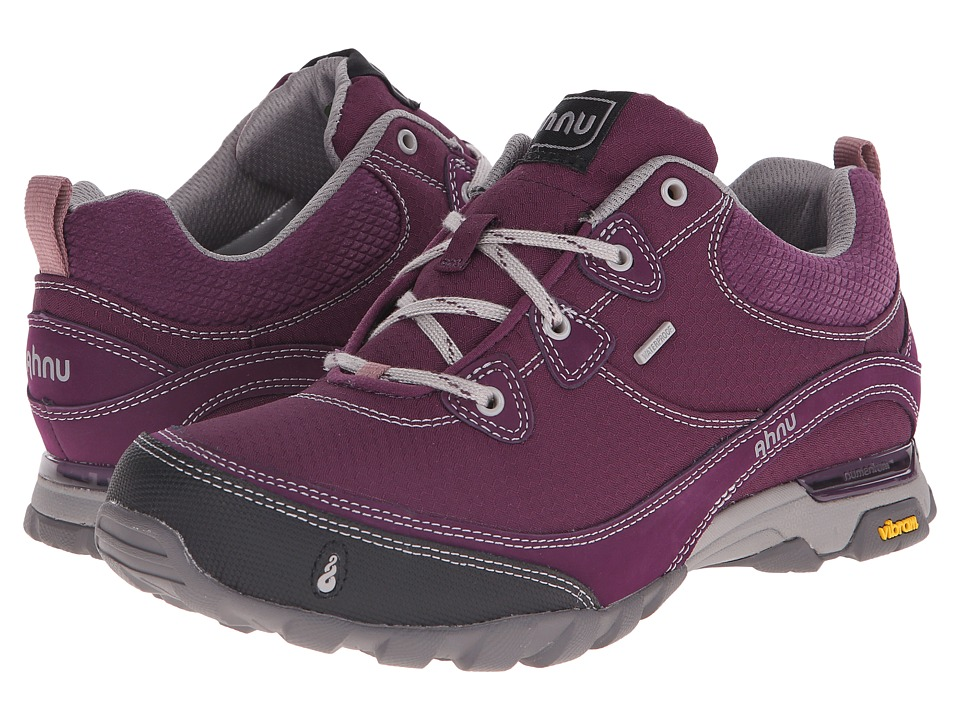 Ahnu - Sugarpine (Black Aubergine) Women's Hiking Boots