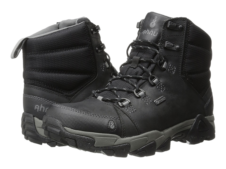 Ahnu - Coburn (Black) Men's Boots