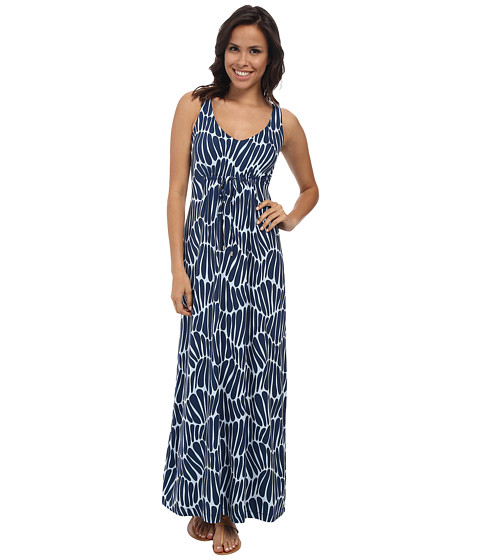 Tommy Bahama - Sea Tangle Long Dress (Blueberry) Women