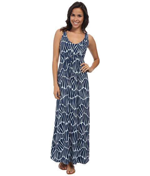 Tommy Bahama - Sea Tangle Long Dress (Blueberry) Women