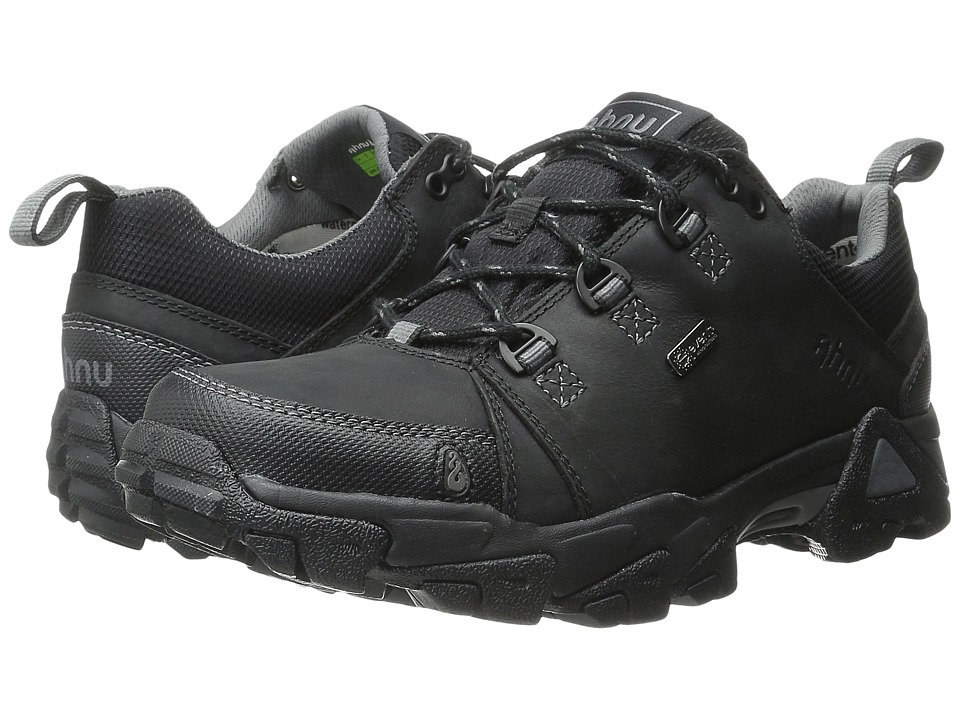 Image of Ahnu - Coburn Low (Black) Men's Shoes