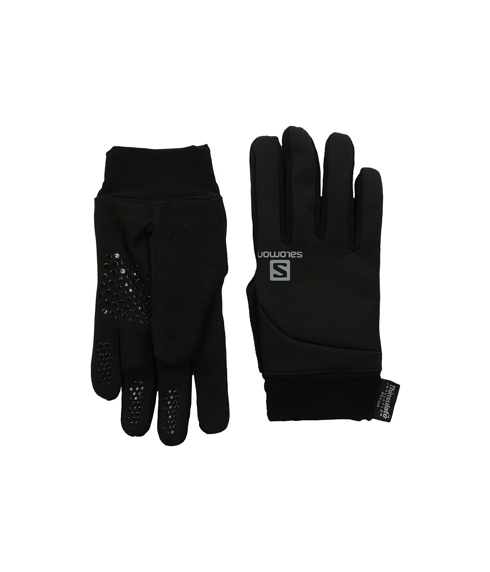 Salomon - Race Nordic Warm (Black) Ski Gloves