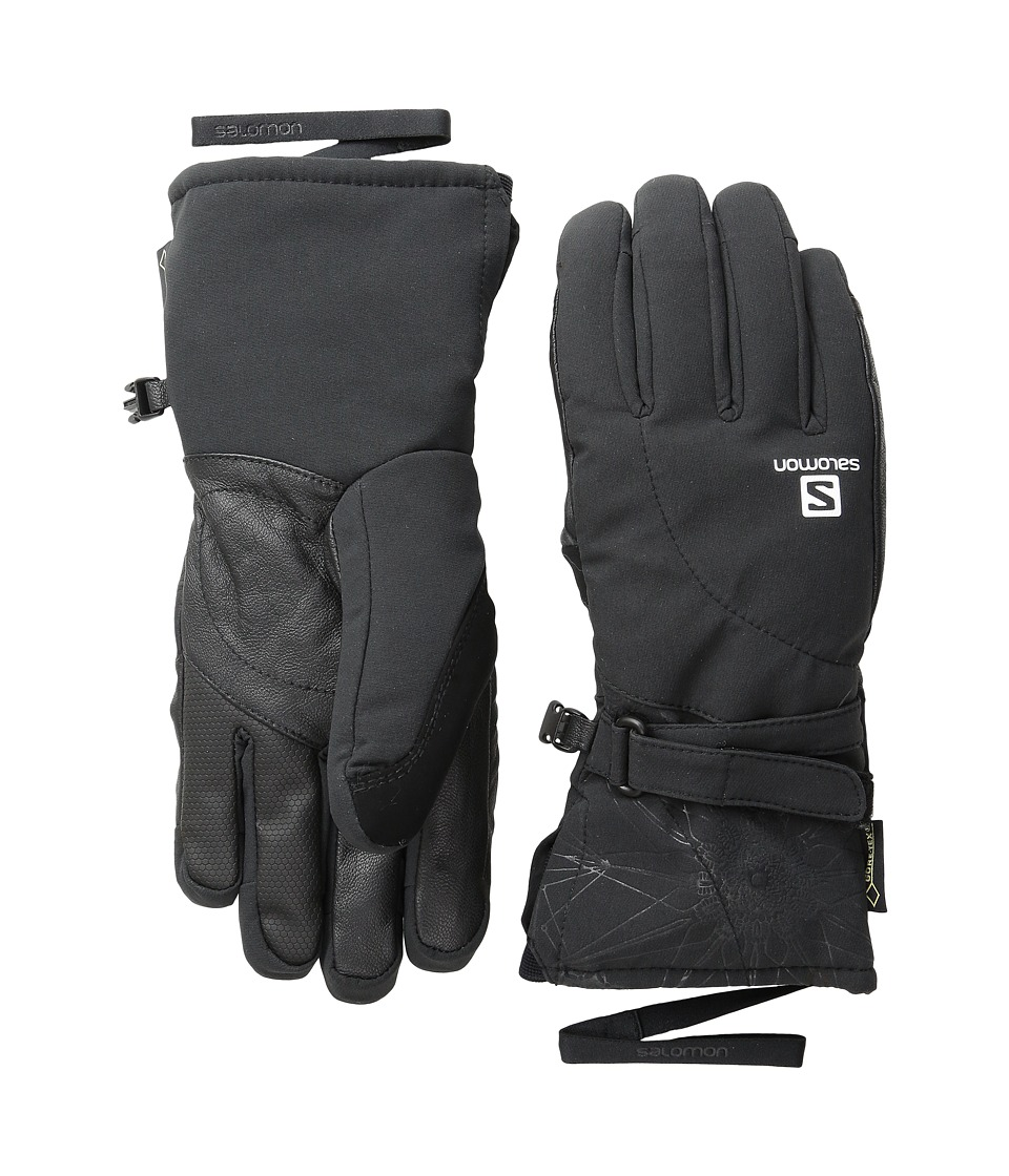 Salomon - Propeller Gtx W (Black) Gore-Tex Gloves