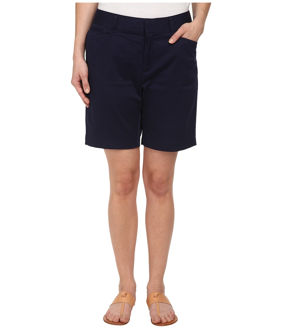 Dockers Petite - Petite The Vacation Bermuda (Sea Captain Blue) Women's Shorts