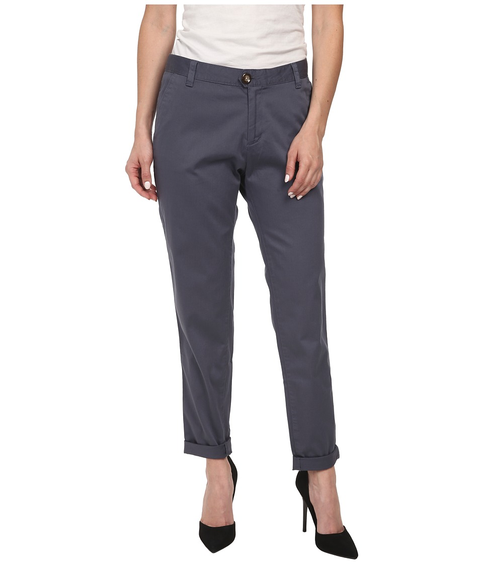 Dockers Petite - Petite Ella (Navy Smoke) Women's Casual Pants