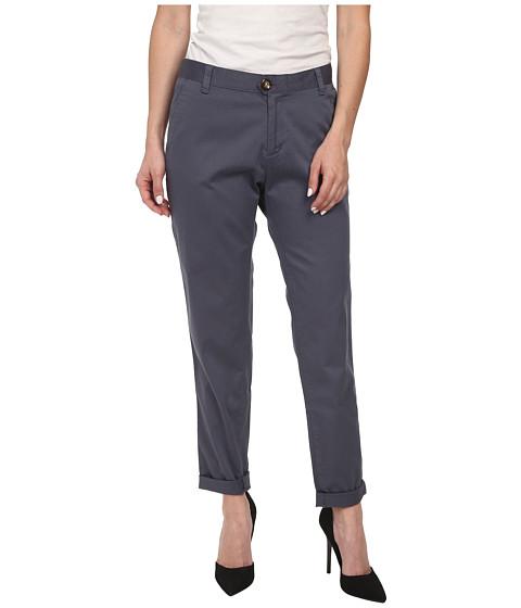 Dockers Petite - Petite Ella (Navy Smoke) Women's Casual Pants