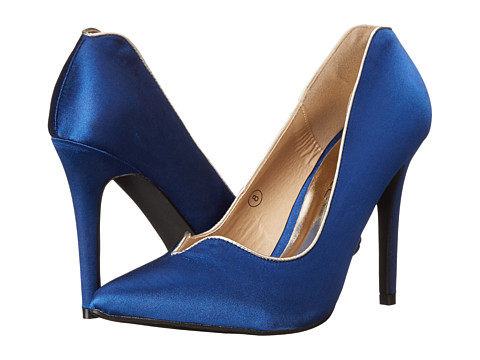 C Label - Liberty-8B (Cobalt) High Heels