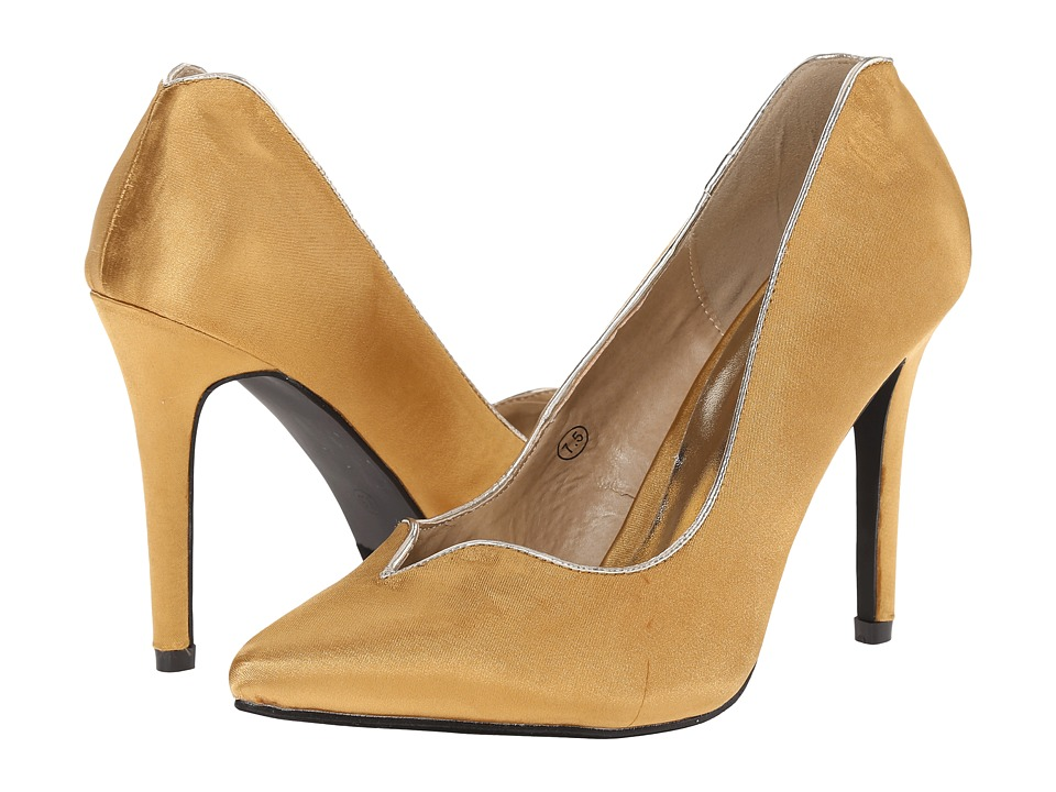 C Label Liberty-8B (Old Gold) High Heels