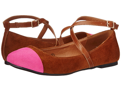 C Label - Lora-22 (Camel/Hot Pink) Women