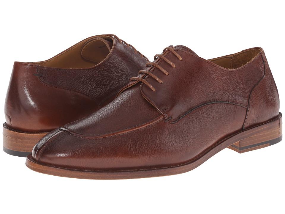 Sebago - Collier Algonquin (Brown Leather) Men's Lace up casual Shoes